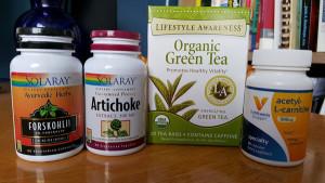 CILTEP Stack - Artichoke Extract + Forskolin + ALCAR + Caffeine