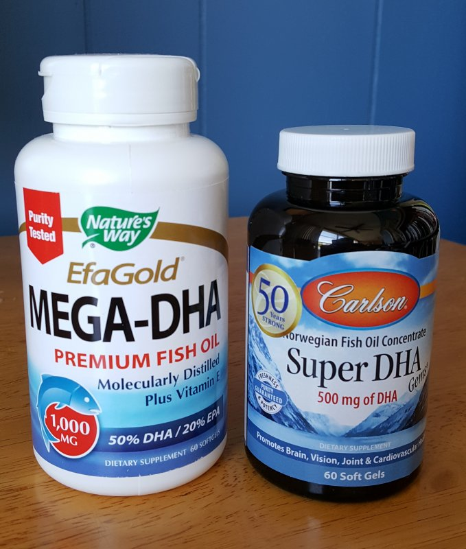 Dha nootropics expert for Daily recommended fish oil