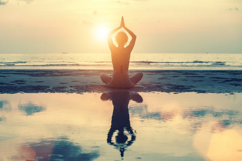 Meditation, yoga and GABA reduce stress