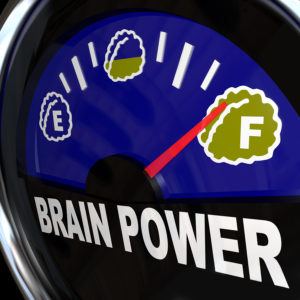 Gotu Kola boosts brain energy