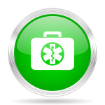 Rescue Green Icon