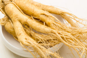Ginseng Root shaped like human legs