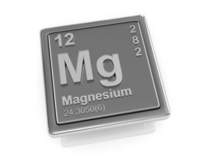 Magnesium. Chemical element.