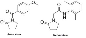 aniracetam-vs-nefiracetam
