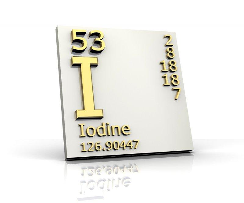 Iodine – Nootropics Expert