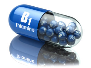 Vitamin B1 - thiamine - dosage