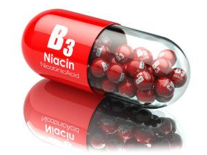 Vitamin B3 - niacin dosage