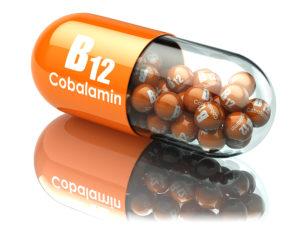 Vitamin B12 dosage