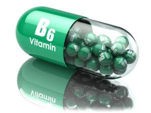 Vitamin B6 (P-5-P) dosage