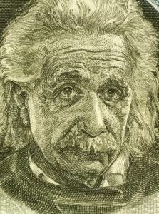 Albert Einstein - memory