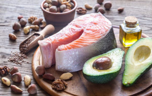Omega-3's are potent nootropic food