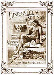 Litha Springs poster 1988