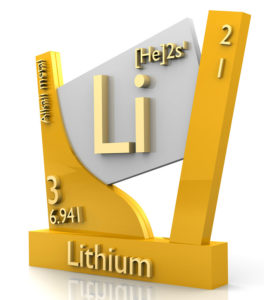 Lithium orotate as a nootropic