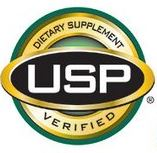 US Pharmacopoeia verified supplements