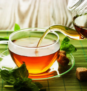 green tea for concussion and traumatic brain injury