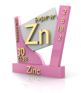 Zinc as a nootropic