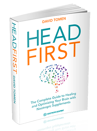 Head First by David Tomen cover