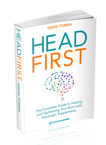 Head First by David Tomen (cover image)
