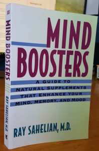 Mind Boosters - nootropics book