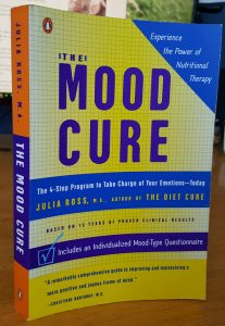 The Mood Cure - nootropics book