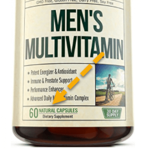 """natural"" multivitamins are all synthetic"
