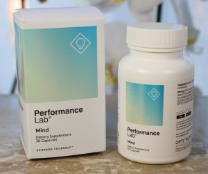 Performance Lab Mind - nootropics for memory and concentration