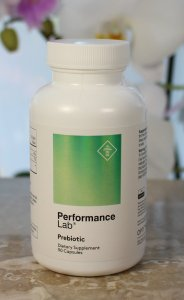 Performance Lab Prebiotic - boost serotonin - natural antidepressant
