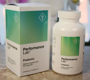 Performance Lab Prebiotic - gut-brain connection