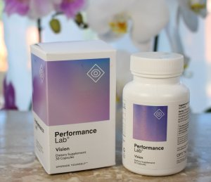 Performance Lab Vision - best natural vision supplement