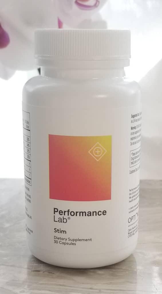 best stimulant stack Performance Lab Stim 2020