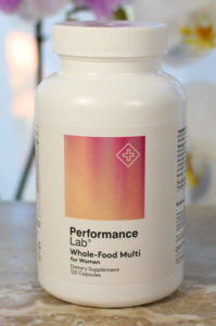 Best brain Performance Lab Whole Food Multi women