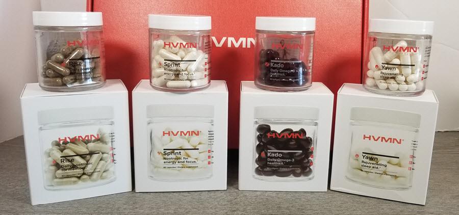 Nootropics Expert review HVMN Nootrobox