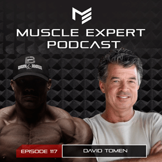 Muscle Expert Podcast with David Tomen