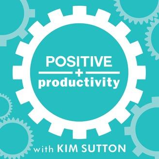 Positive Productivity podcast with David Tomen