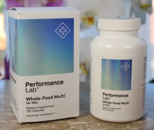 Best Multivitamin - Performance Lab Whole-Food Multi for men