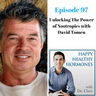 Happy Healthy Hormones with Dr. Chris and David Tomen