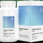 Performance Lab NutriGenesis for men
